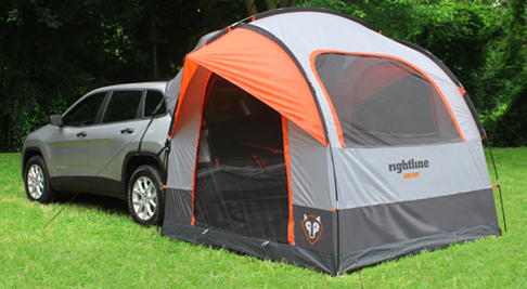 Suv Camper Conversion >> SUV Tent | Tents For SUVs | Van Tent