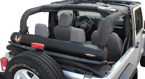 Jeep Window Storage Bag