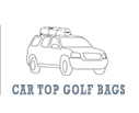 Rightline Car Top Golf Travel Bags