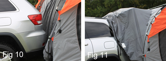 Suv Tents Tents For Suvs Suv Camping Tent